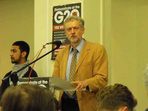 Jeremy Corbyn by The Girl 78.