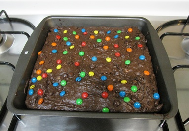 My Favourite Brownie In Tray