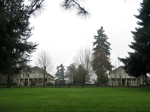 Vancouver Officers Row