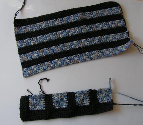 Sac Crochet Echantillon