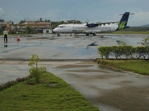 Ladah Datu Airport