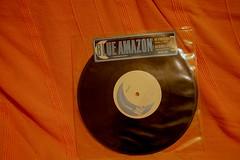 "Blue Amazon - No Other Love 10"" vinyl (renaissancechambara) Tags: vinyl 10inch myrecordcollection blueamazon smilecommunications"