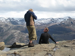 P Preikestolen (arneberge) Tags: norway preikestolen rogaland lysefjorden