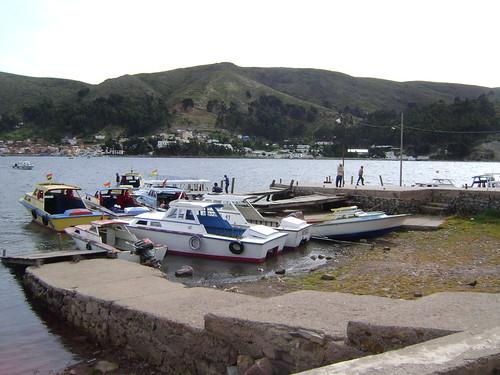 Estrecho de Tiquina por wilofm.
