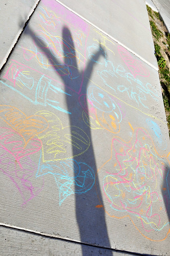 Chalk and Shadows