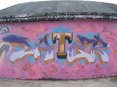 JATE (Brighton Rocks) Tags: graffiti brighton level cts the jate jater