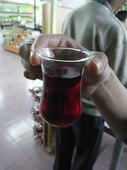 (isriya) Tags: trip red turkey tea