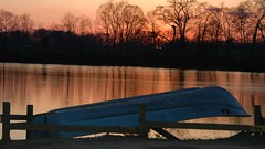 Sunset On The Sassafras (zelimages) Tags: sunset water river landscape maryland rowboat earlville bestnature cecilton givemeratings thesuncard naturegreenstar nopoolsweeperneeded sunsetslandscapesandflowers photographbank wowccasion