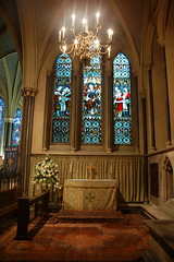 St Patrick's Cathedral: Lady Chapel