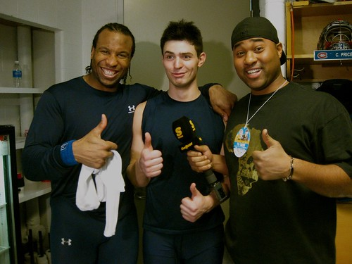 carey price. georges laraque, carey price amp;
