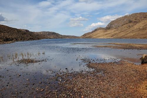 Loch an Nighe Leathaid