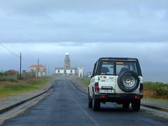 Faro Currebedo - A Coruña  2009 (adolfo_lulo) Tags: faro acoruña toyotalandcruiser lj70 currebedo farodecurrebedo