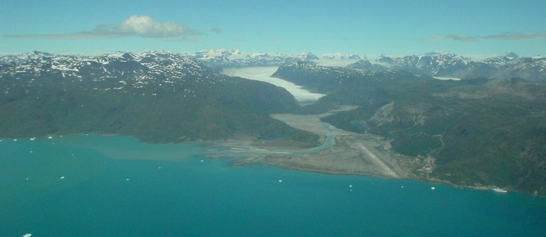 Narsarsuaq Groelândia
