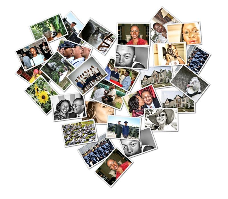3466957354 e1c090c286 o Heart Collage by Shapecollage