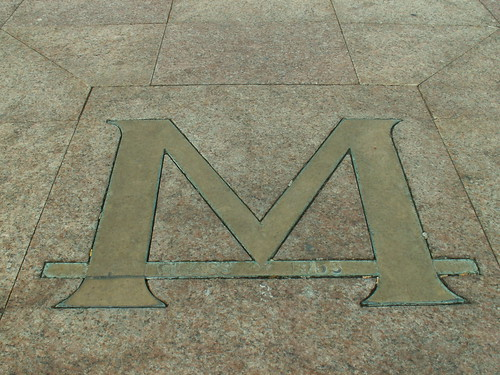 The Glorious, but Possibly Typeface-Challenged, Block M