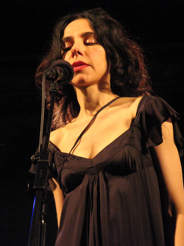 PJ Harvey live at Manchester Ritz