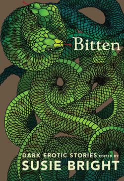 cover of Bitten edited by Susie Bright