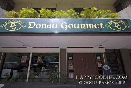 Donau Gourmet Frontage