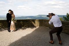 Wedding (Kaarroo) Tags: wedding sun castle love smile germany couple photographer pepole hechingen