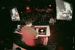 Kid Koala @ Brick by Brick (Accent Creative) Tags: california experimental sandiego event hiphop visuals ninjatune kidkoala brickbybrick pro