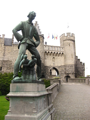 Castle in Antwerp