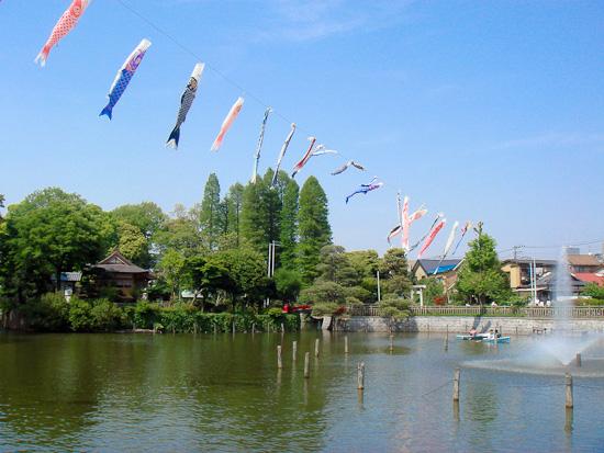 himonya park lake