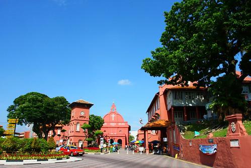 Melaka Town Square