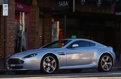 Aston Martin AMV8 Vantage N400 (Coconut Photography) Tags: martin australia western aston vantage subiaco amv8 n400