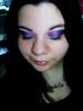 (Lady Pandacat) Tags: pink blue portrait black eye glitter self shiny colorful purple bright shimmery urbandecay makeup vivid mexican yeartwo hispanic latina 2009 fantabulous pandacat canong9 cbtscloset pandacatbaby tinaangel wwwcoastalscentscom coastalscents88shimmerpalette yeahiknowimpale ilovemynecklacessoooomuchitsshamefulhaha coastalscentspalette ladypandacatvonnopants