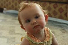 Kewpie girl