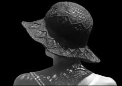 (Raymond Wealthy) Tags: shadow people blackandwhite bw espaa woman white black blancoynegro beautiful hat blackwhite spain nikon europe chica gente noiretblanc femme streetphotography sombra bn espana sombrero guapa espagne spanien gens noirblanc streetshot blanconegro blckwhite lagente nikond80 raymondwealthy