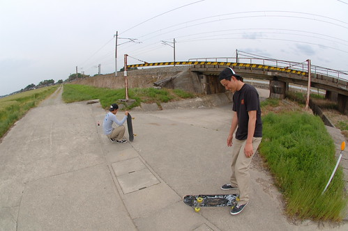 Skate Local Spot 〜Kaga City〜