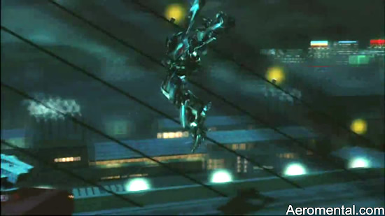 juego Transformers 2 Sideways puente