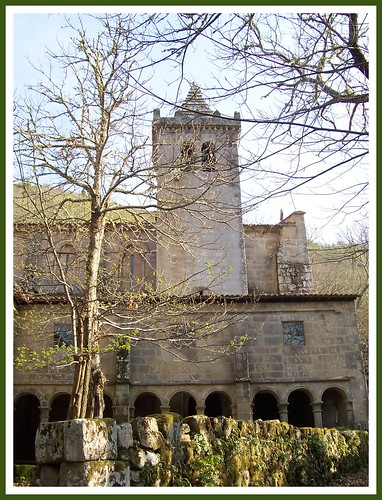Santa Cristina de Ribas de Sil by amaianos