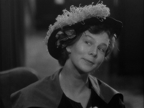 Actress Wendy Hiller in the movie Pygmalion