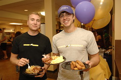 Good Friends & Good Food - Nazareth College, Rochester NY