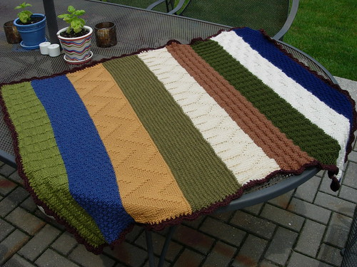 Finished Blanket #2