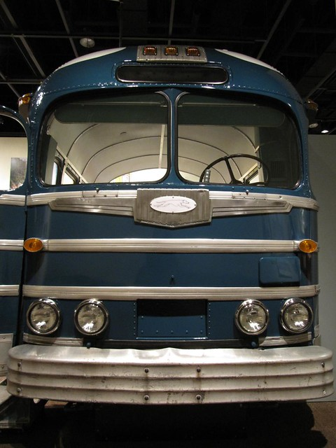 1950s bus