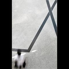motion, plaza (Dreamer7112) Tags: plaza motion lines architecture mall switzerland nikon floor suisse suiza geometry blurred minimal line bern westside libeskind svizzera berne daniellibeskind atschool d300 motionblurred brnnen mallplaza nikond300 schwweiz westsidemall bernbrnnen capitalimpressions aliveingeometry