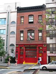 Engine Company No. 5 by edenpictures, on Flickr