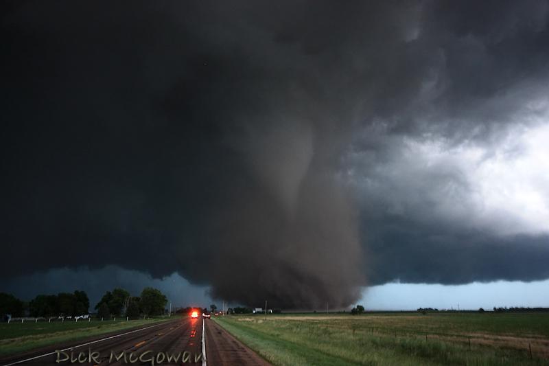Aurora, Nebraska Tornado