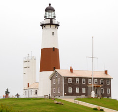 Montauk Point Lighthouse   ..Long Island..New York (keithhull) Tags: lighthouse house newyork longisland historic explore georgewashington blueribbon greyskies montaukpoint bej platinumphoto citrit betterthangood explorewinnersoftheworld saariysqualitypictures seeninexplore2162009108