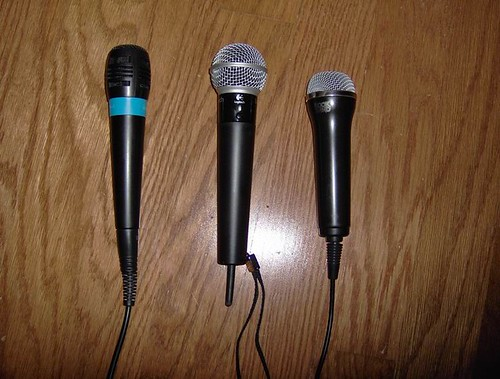 Microphone Comparison