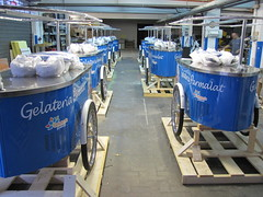 Gelato cart (luc_cst) Tags: gelato kiosk eis parmalat icecreamcart chiosco carrettogelati cefia gelatocart
