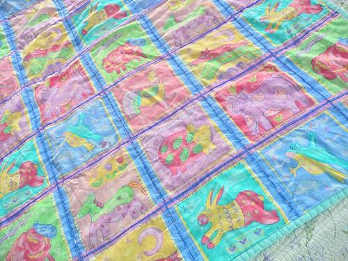 Animal Print Blanket