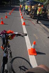 construction detour on N. Vancouver-2