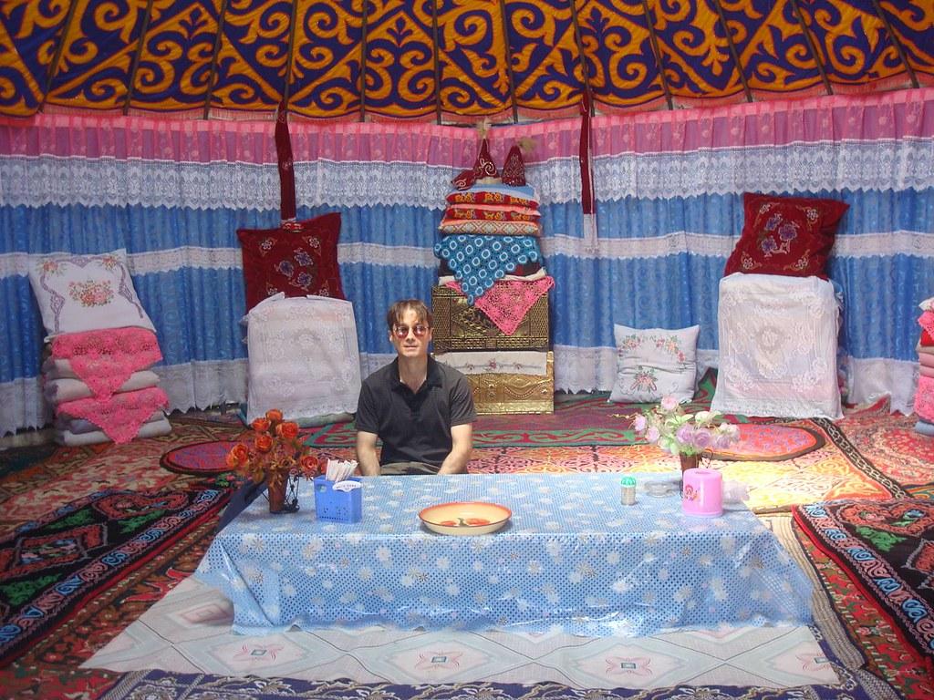 Yurt decor