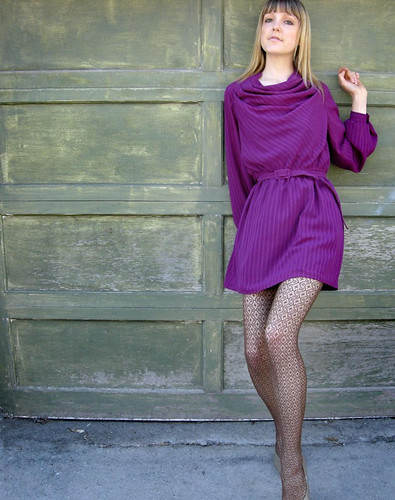 purple dress copy