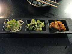 Namu in San Francisco - Banchan