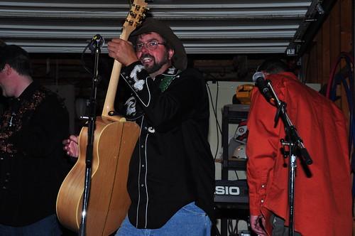 Steve Stacey at Liquor Pig fest